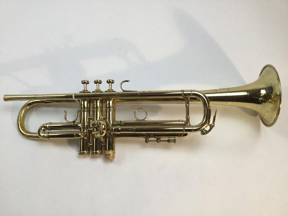 Used LA Benge 2X Bb Trumpet (SN: 11363)