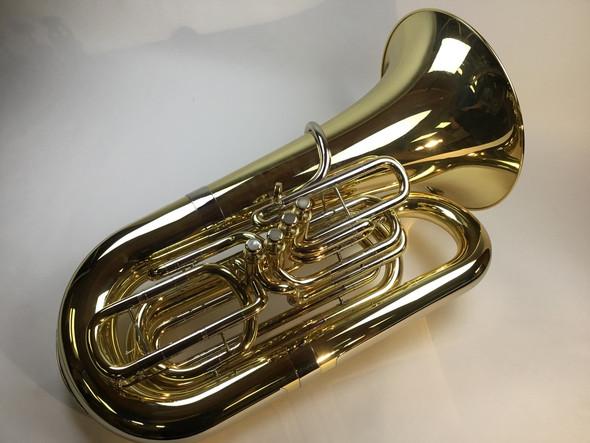 Used Demo Miraphone BB1291-4V  BBb Tuba (SN: 9145252)