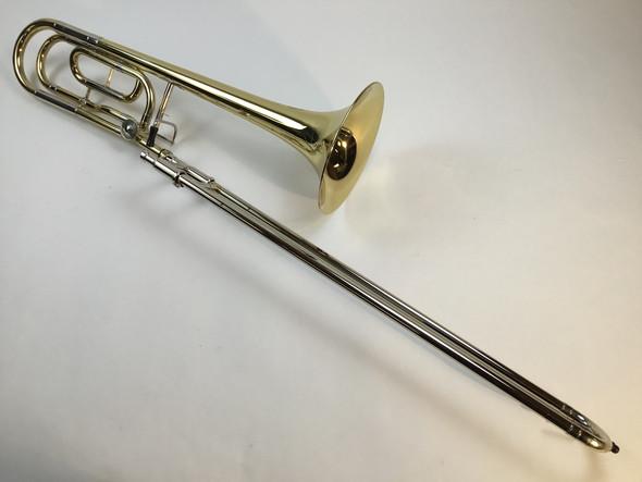 Used Dillon Bb/F Tenor Trombone (SN: 892010)