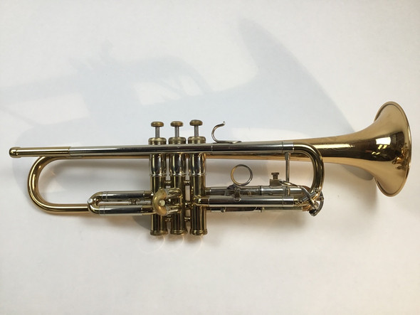 Used Olds Recording Bb Trumpet (SN: 869917)