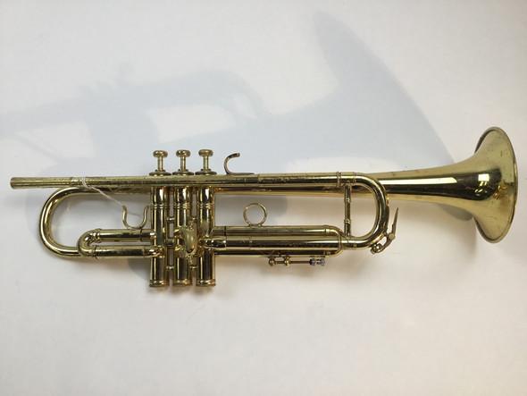 Used LA Benge 2X Bb Trumpet (SN: 40084)