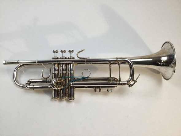 Used Bach 37 Bb Trumpet (SN: 513865)
