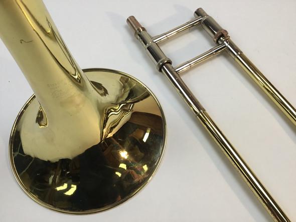 Used Bach 42B Bb/F Tenor Trombone (SN: 187981)