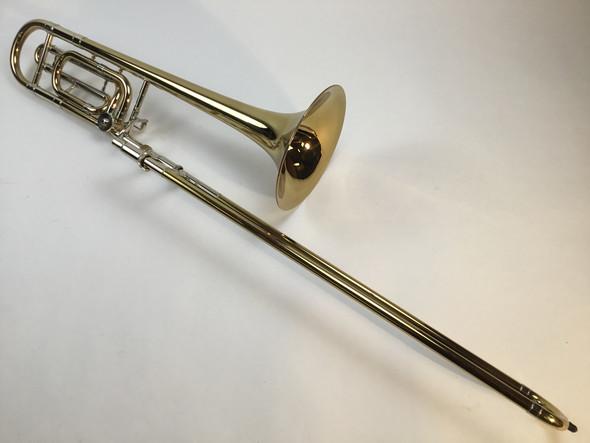 Used Bach 42B Bb/F Tenor Trombone (SN: 50414)