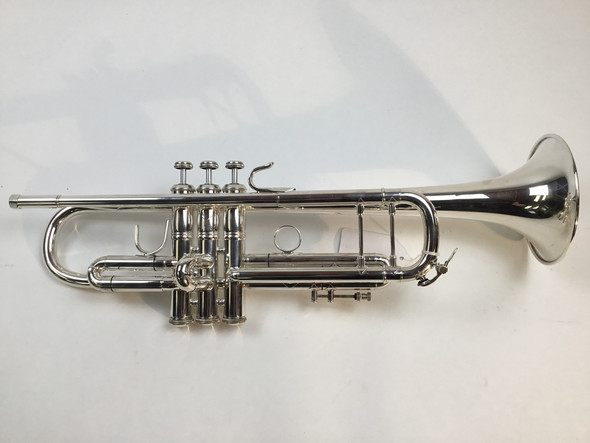 Used Bach 37 Bb Trumpet (SN: 250642)