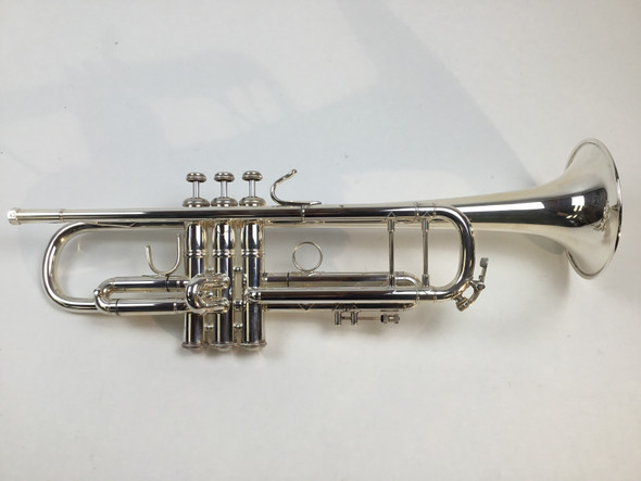 Used Bach LT43/43 Bb Trumpet (SN: 712545)