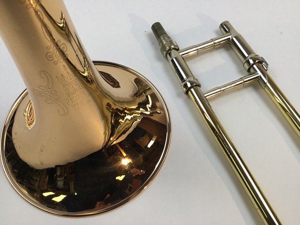 Used King 2BPLG (2102) Bb Tenor Trombone (SN: 255734)