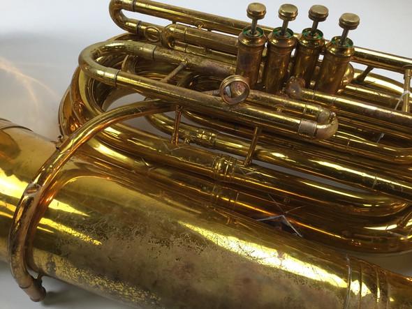 Used King 2341-BF BBb tuba (SN: 795055)