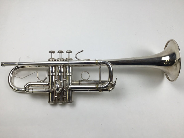 Used Bach 239/25A C Trumpet (SN: 371254)