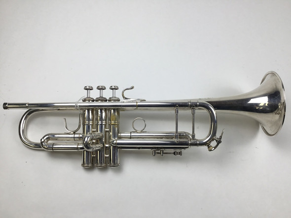 Used Bach 37 Bb Trumpet (SN: 156676)
