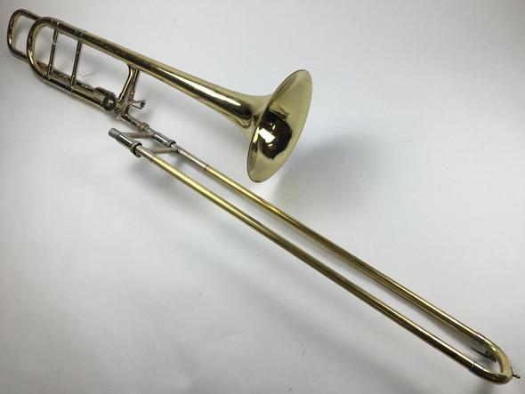 Used Bach 42BO Bb/F Tenor Trombone (SN: 114294)