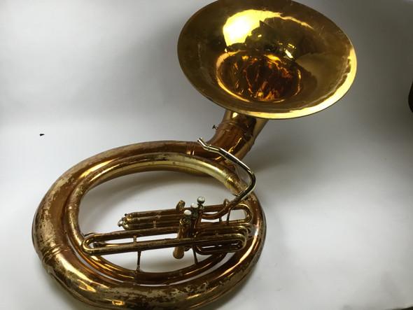 Used King 2350 BBb sousaphone (SN: 466845)