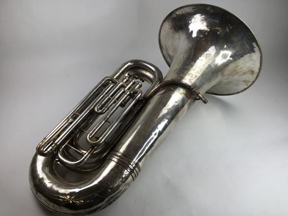 Used Wurlitzer BBb tuba (SN: P19804)