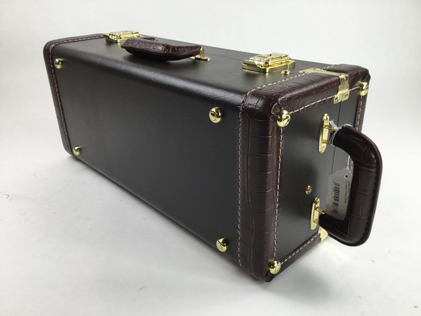 Used Bach Stradivarius Single Trumpet Case [086]