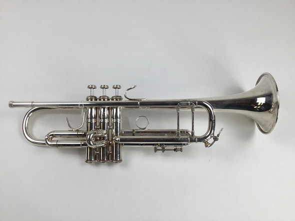 Used Bach 43 Bb Trumpet (SN: 340491)