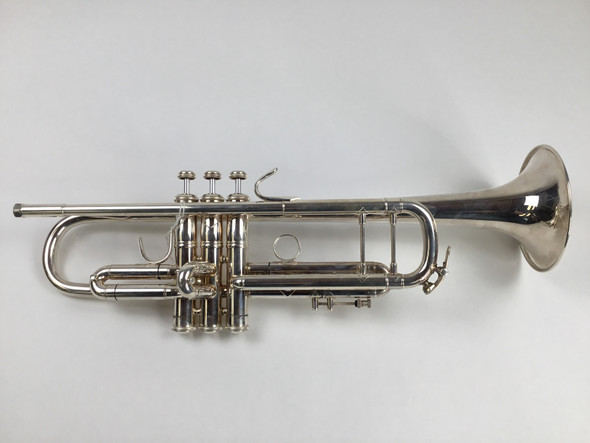 Used Bach 43 Bb Trumpet (SN: 721520)