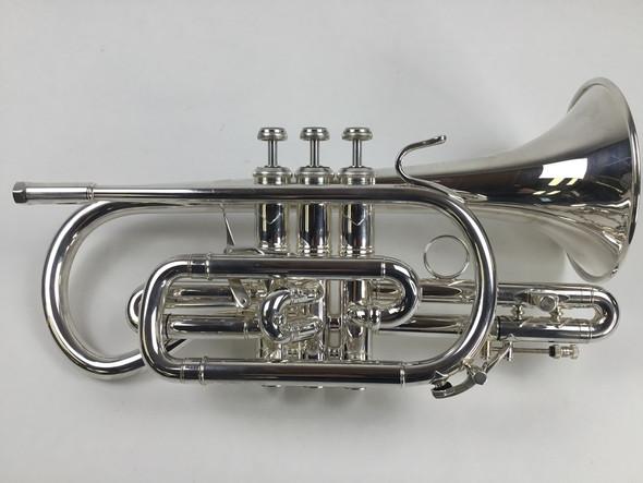 Used Bach 184 Bb Cornet (SN: 592321)