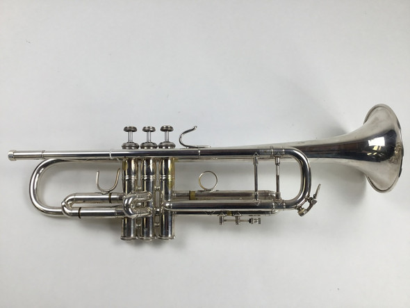 Used Bach 37 Bb Trumpet (SN: 450125)