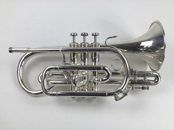 Used Bach 184 Bb Cornet (SN: 528542)