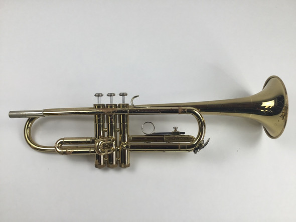 Used Bach 1530 Bb Student Trumpet (SN: E43525)