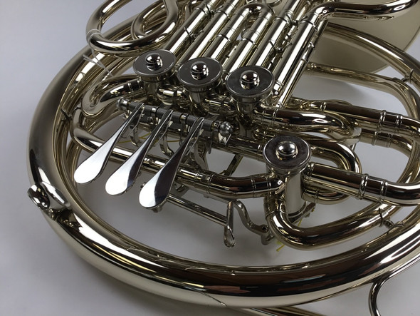 Used Yamaha YHR-668ND French Horn (SN: 021100)