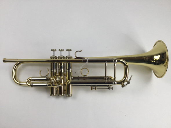 Used Bach Artisan AB190 Bb Trumpet (SN: A3519)