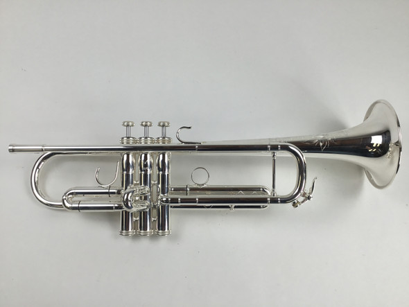 Used S.E. Shires BLW Bb Trumpet (SN: 2970)