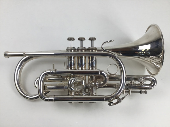 Used Bach 184 Bb Cornet (SN: 604083)
