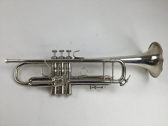 Used Bach 37 Bb Trumpet (SN: 99922)