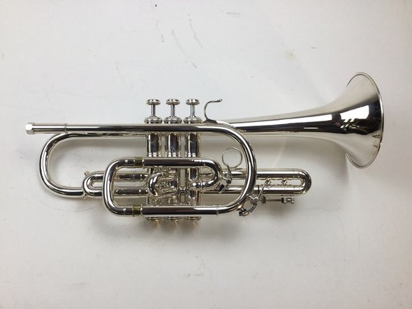 Used Bach 181 Bb Cornet (SN: 66611)