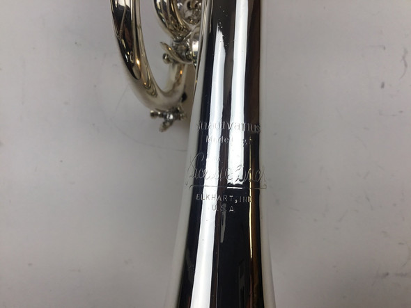 Used Bach 181 Bb Cornet (SN: 66611)