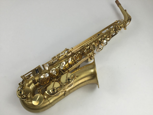 Used Selmer Super Action 80 Series II Alto Saxophone (SN: N.750644)
