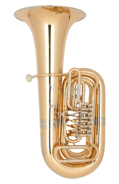 Miraphone BB186-4V-GB Lacquer BBb Tuba