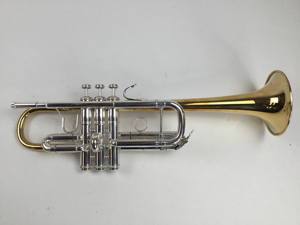 Used Bach 229G/25H C Trumpet (SN: 636985)
