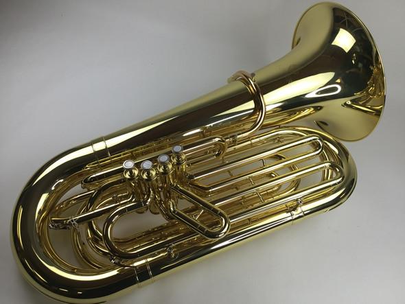 Used Jupiter JCB-482 BBb tuba (SN: JC07776)