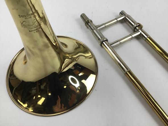 Used Bach 36B Bb/F Tenor Trombone (SN: 30418)