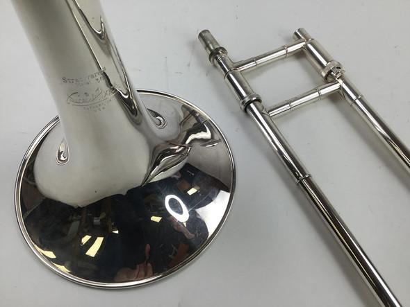Used Bach 36B Bb/F Tenor Trombone (SN: 74938)