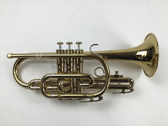Used Olds Ambassador Bb Cornet (SN: 969757)