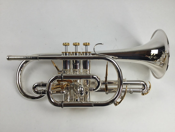 Used Besson Prestige BE2028 Bb Cornet (SN: 20000761)