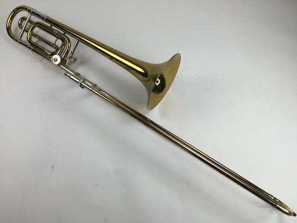 Used Bach 36B Bb/F Tenor Trombone (SN: 14269)