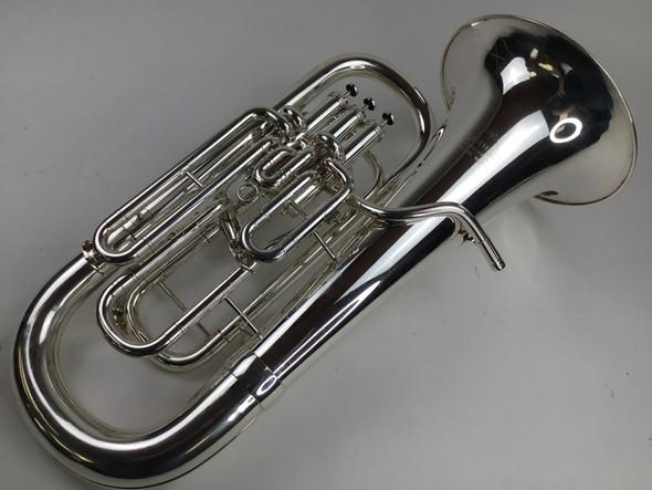 Used Miraphone 1528A Bb Euphonium  (SN: 9025754)