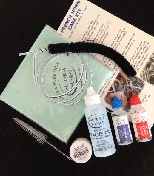 Ultra-Pure Deluxe Brass Care Kits