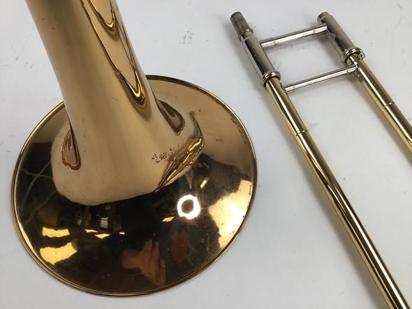 Used Yamaha YBL-613H Bass Trombone (SN: 201158)