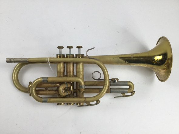 Used Holton Collegiate C602 Bb Cornet (SN: 454869)