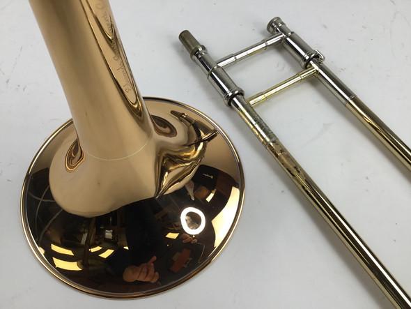 Used Edwards Bb/F Tenor Trombone (SN: 001002)