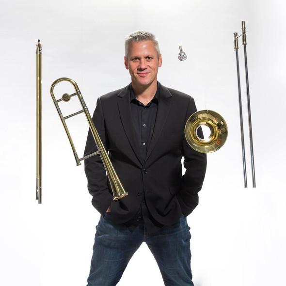 S.E. Shires Marshall Gilkes Tenor Trombone