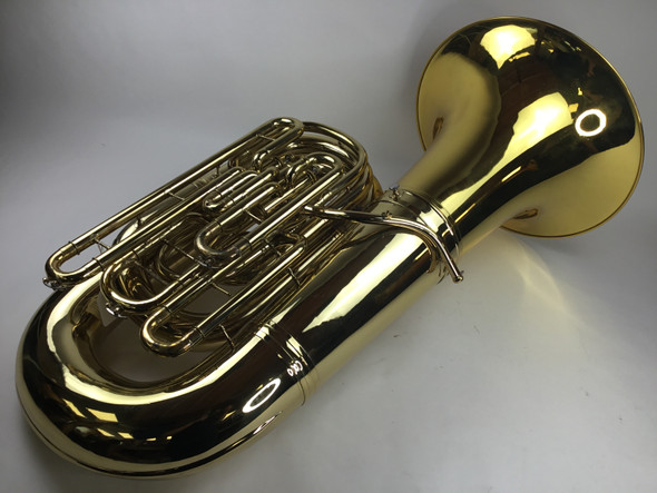 Used Conn 25J BBb tuba (SN: E66098)