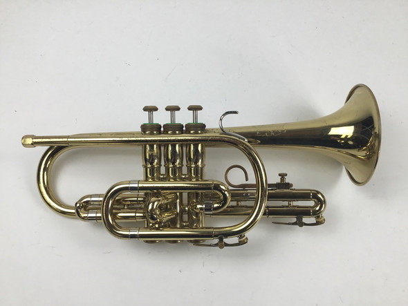 Used Olds Ambassador Bb Cornet (SN: 816161]