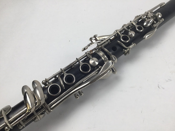 Used Buffet R13 (nickel keys) Bb Clarinet (SN: 163056)