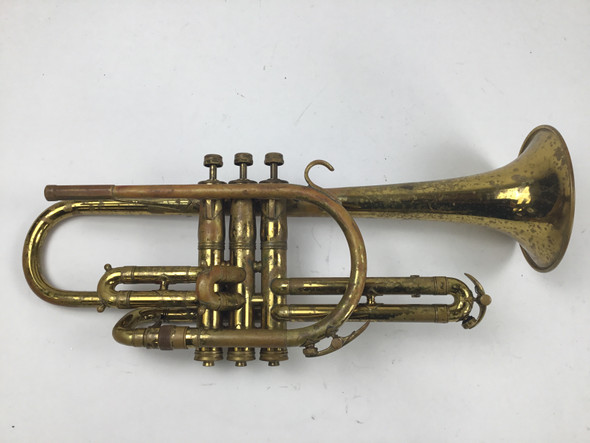 Used King Master Model Bb Cornet (SN: 271870)